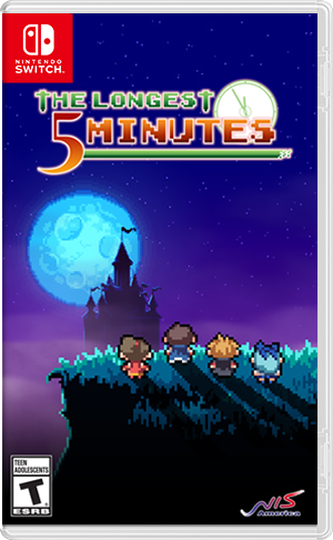 Games That Matter: The Longest Five Minutes