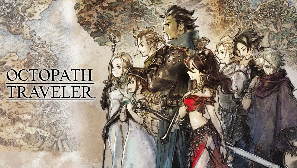 One Year with Octopath Traveler