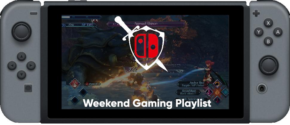 Weekend Gaming Playlist