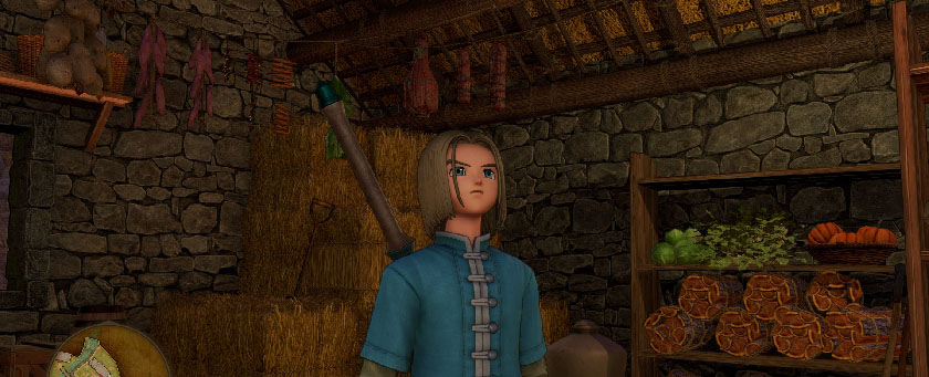 Dragon Quest XI S - Updates