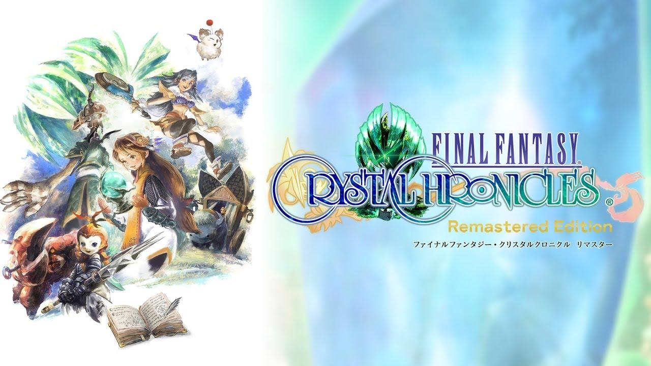 The Crystal Chronicles Saga - Part 1