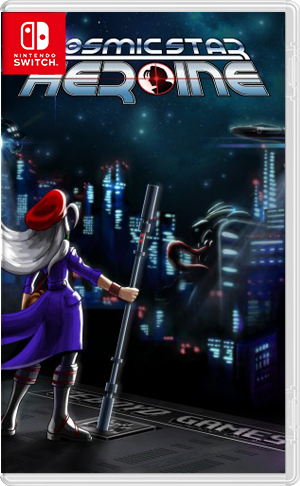 Cosmic Star Heroine Review (Switch)