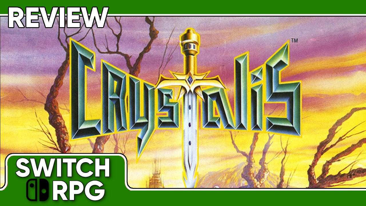 SNK 40th Anniversary Collection: Crystalis Review (Switch)