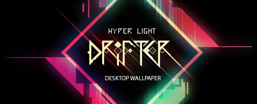 Hyper Light Drifter Desktop Wallpaper
