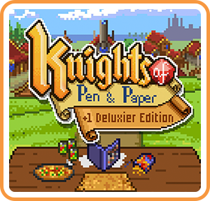 Knights of Pen and Paper +1 Deluxier Edition Review