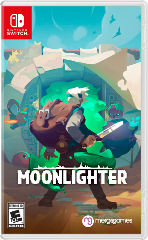 Moonlighter Preview (Switch)