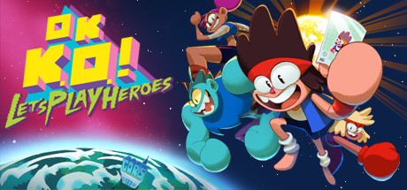 OK K.O.! Let's Play Heroes Review