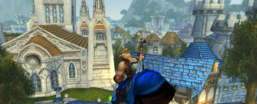 Curse You, World of Warcraft! (WoW BfA)