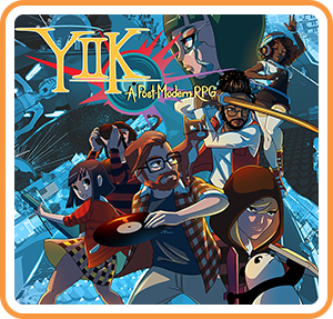 YIIK: A Postmodern RPG Review (Switch)