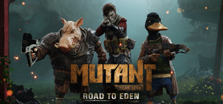 Libra: Mutant Year Zero: Road to Eden - Deluxe Edition (Switch)