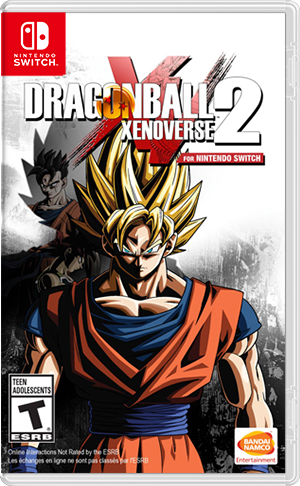 Dragonball Xenoverse 2 Review (Switch)