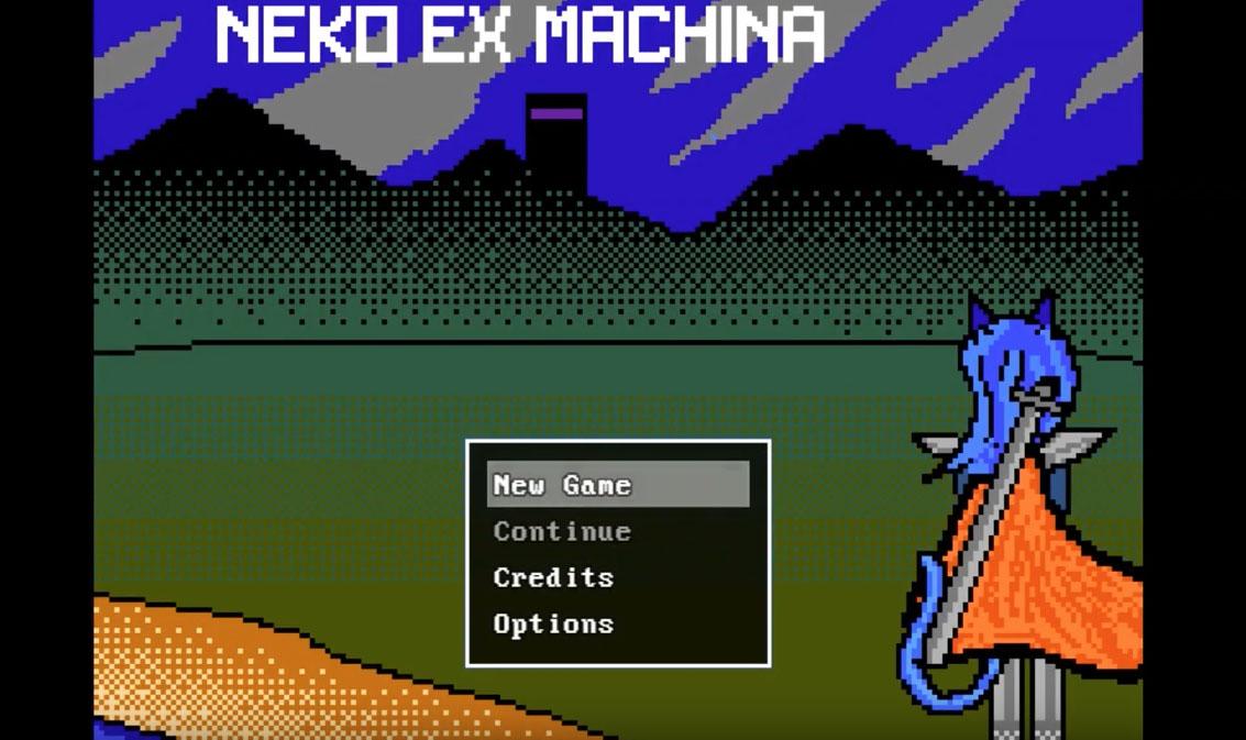 Let's Play Neko Ex Machina