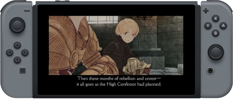 Dreaming of a Final Fantasy Tactics: Switch Edition