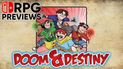 Doom & Destiny Preview