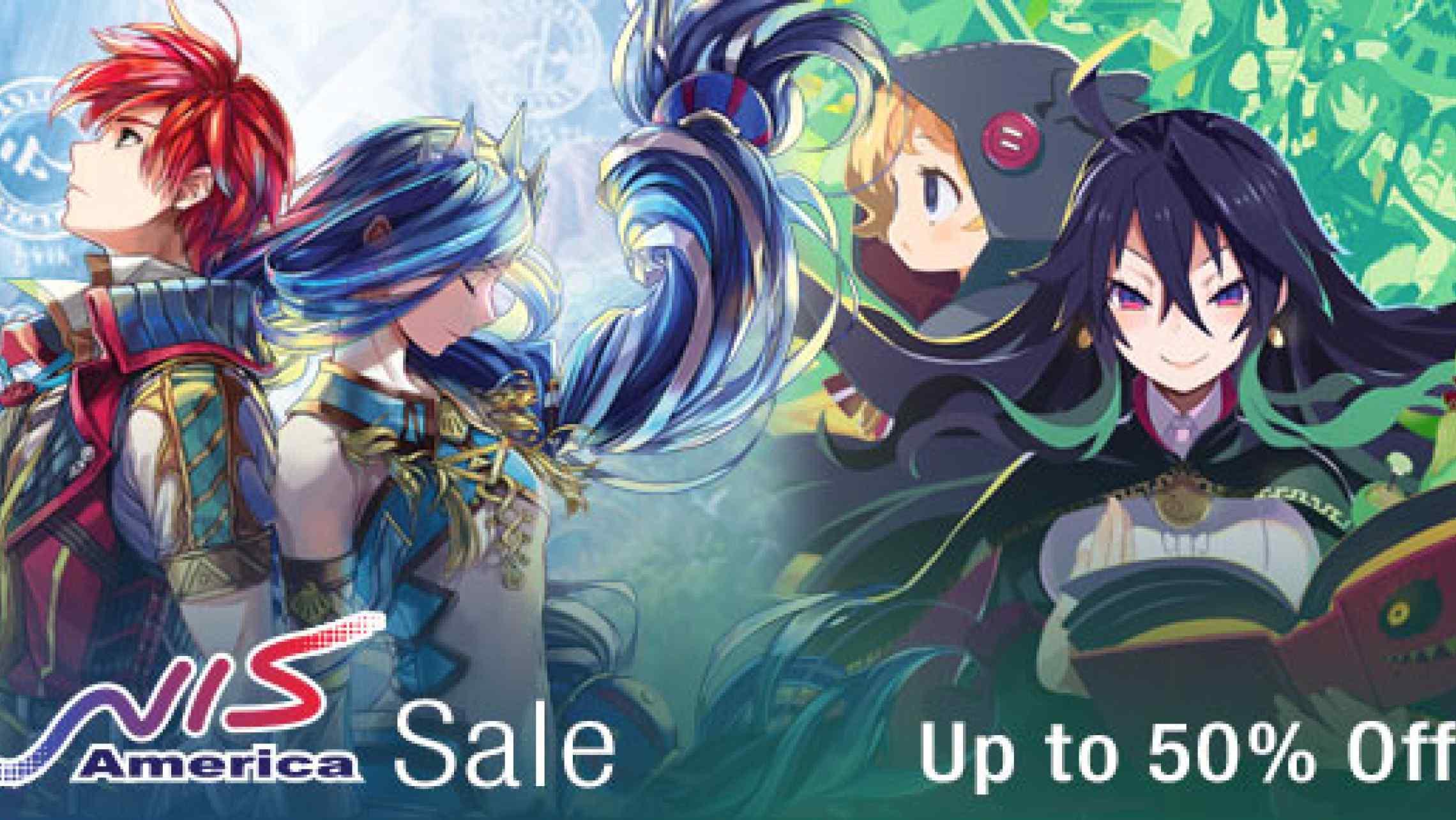 Huge NIS America Switch RPG Sale
