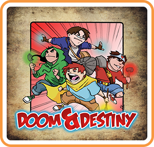 Doom & Destiny Review (Switch)