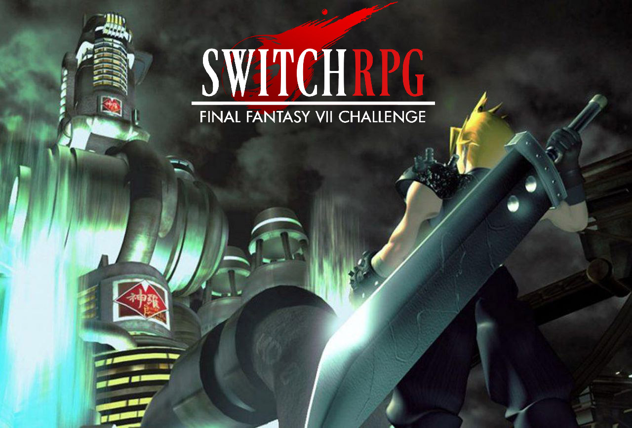 The Switch RPG Final Fantasy VII Challenge