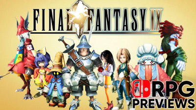 Final Fantasy IX Preview