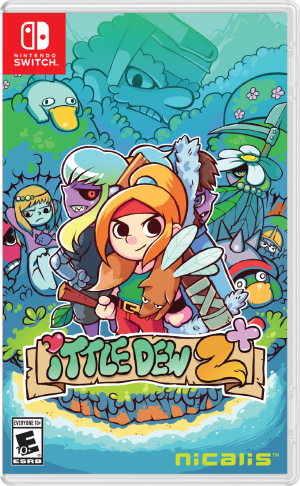 Ittle Dew 2+ Preview