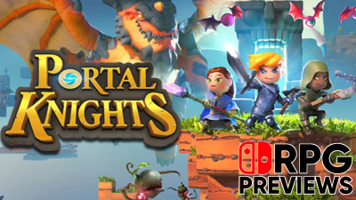Portal Knights Preview