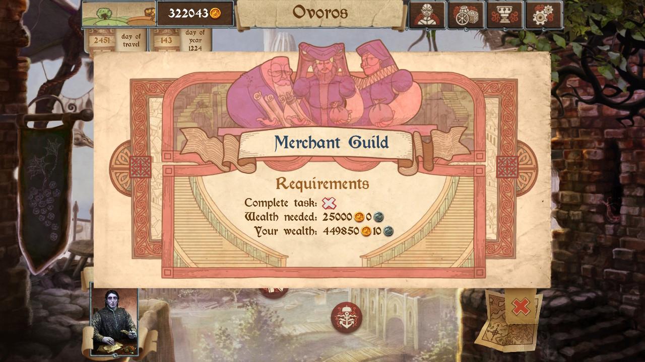 merchants of kaidan ending