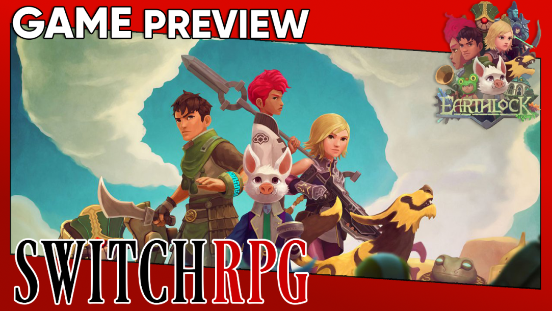 EARTHLOCK Preview