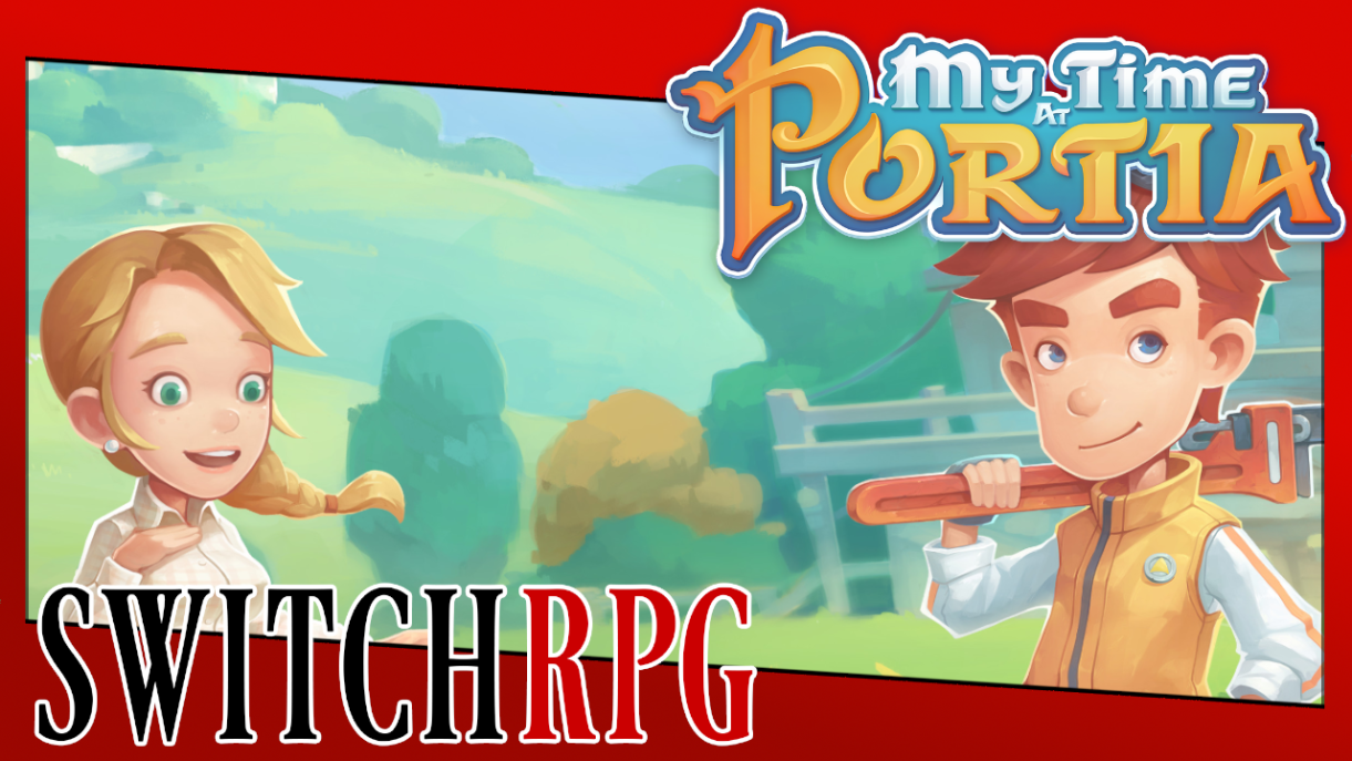 Let's Play My Time At Portia (Ep. 6 Added)
