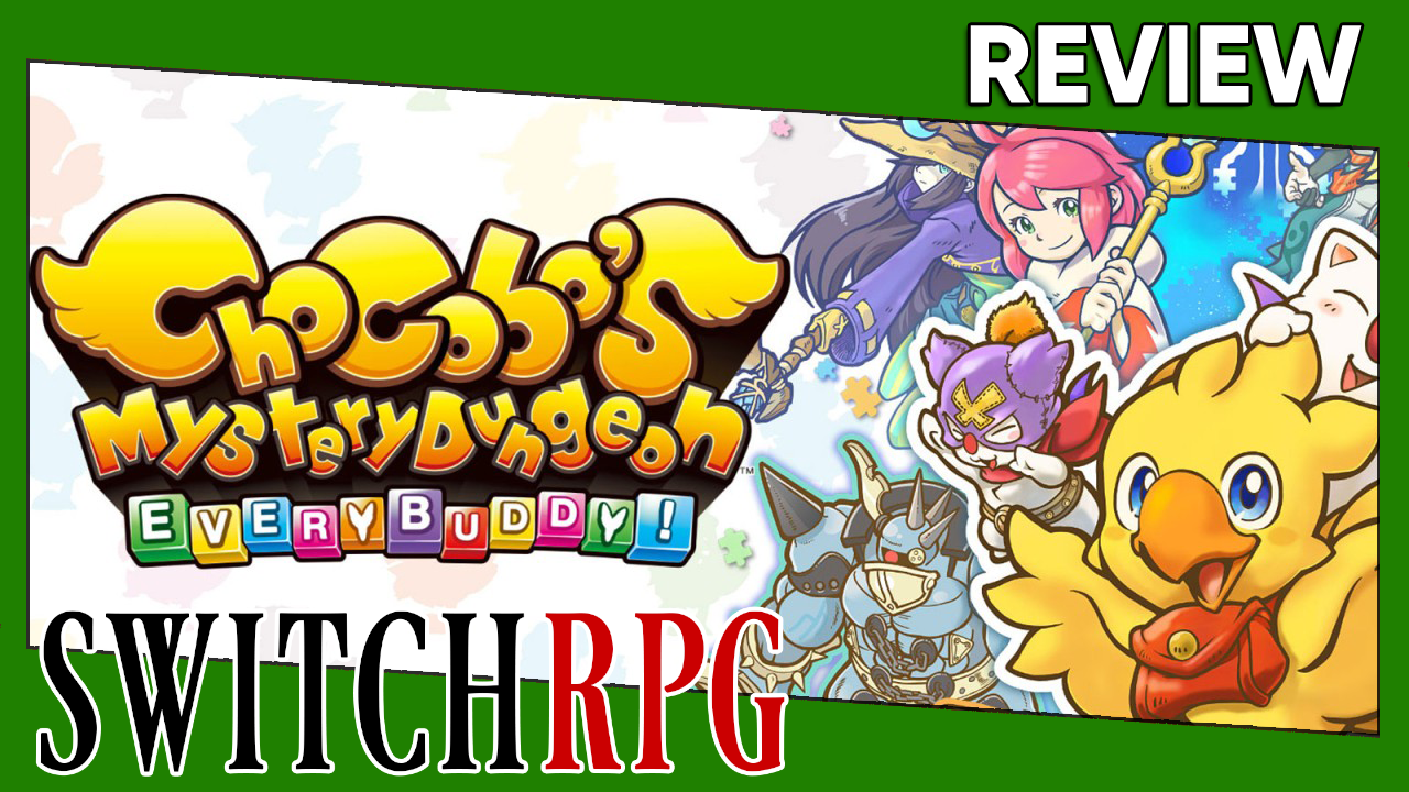 Chocobo's Mystery Dungeon: EVERY BUDDY! Review (Switch)