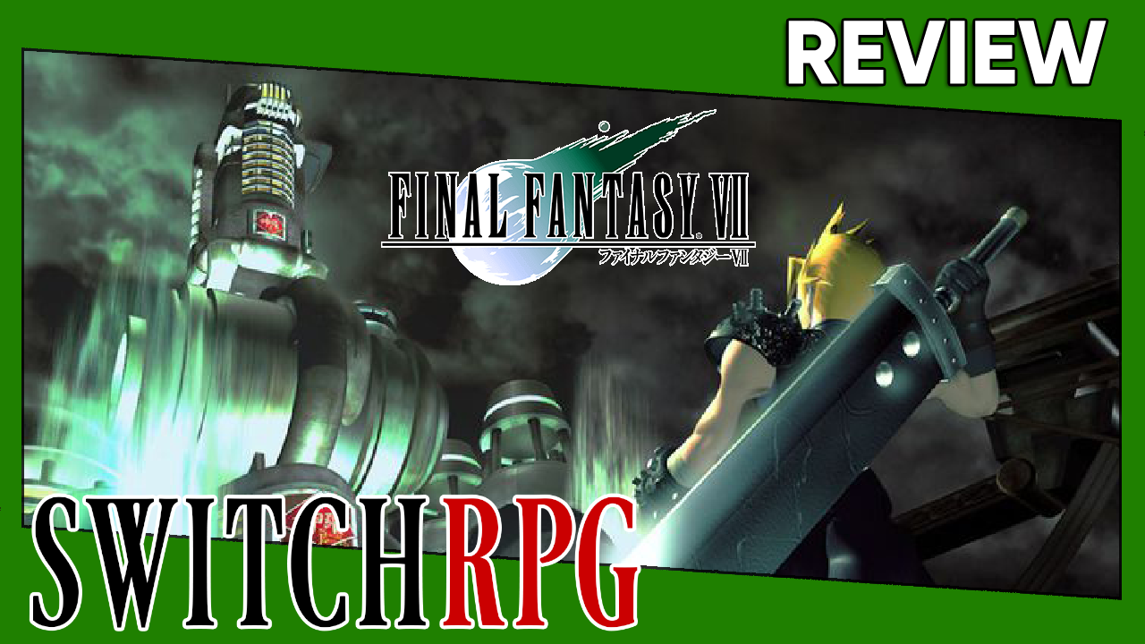 Final Fantasy VII Review (Switch)