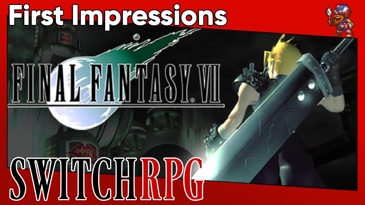 Libra: Final Fantasy VII (Switch)