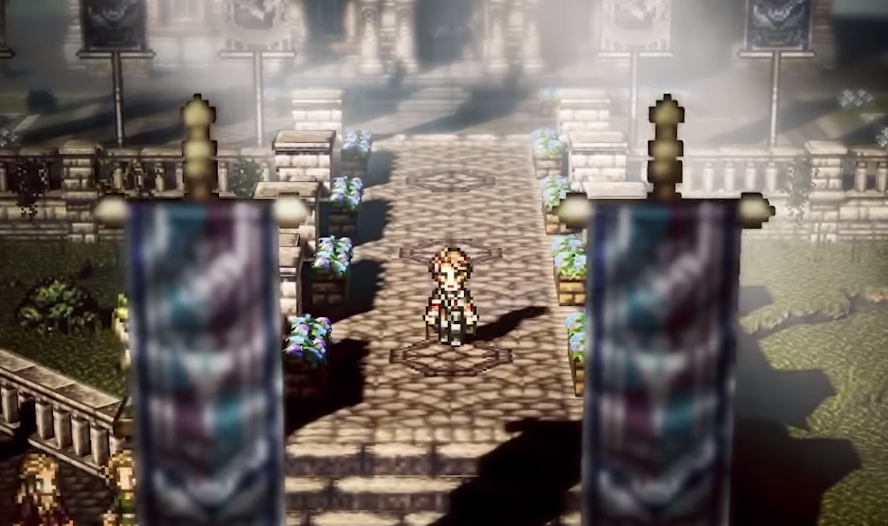 Octopath Traveler Prequel Announced For iOS And Android