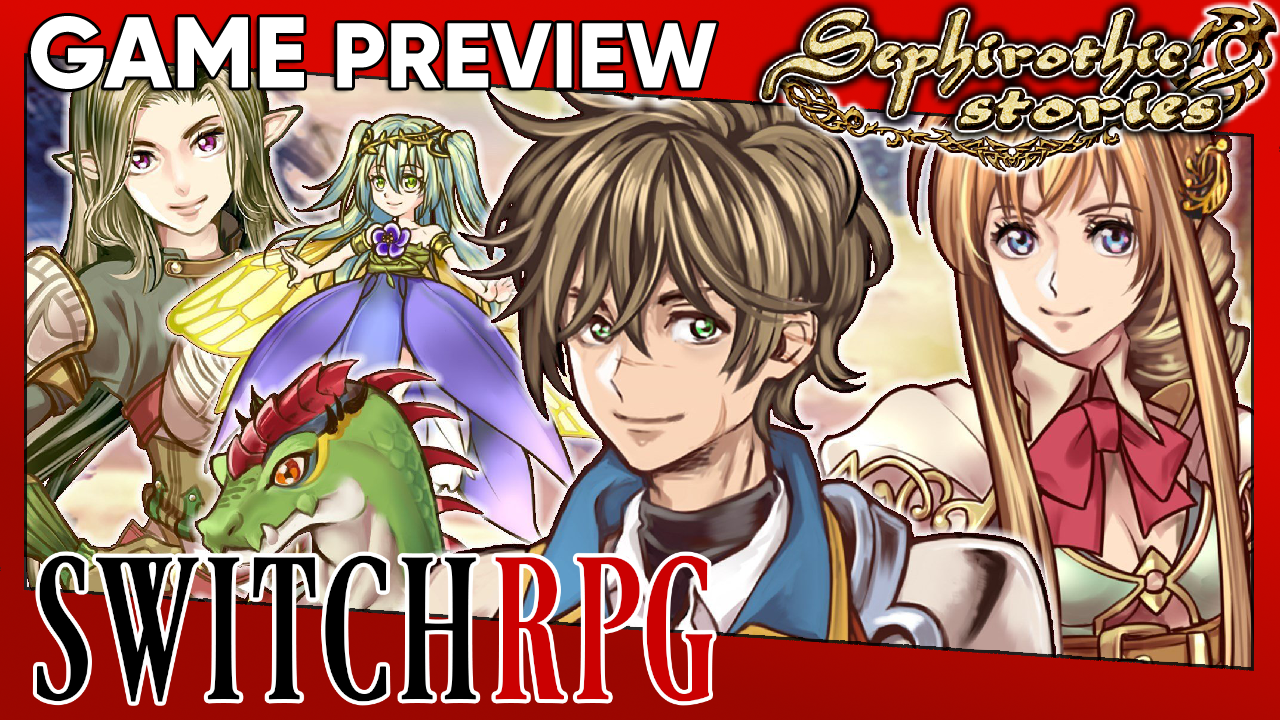 Sephirothic Stories Preview (Switch)