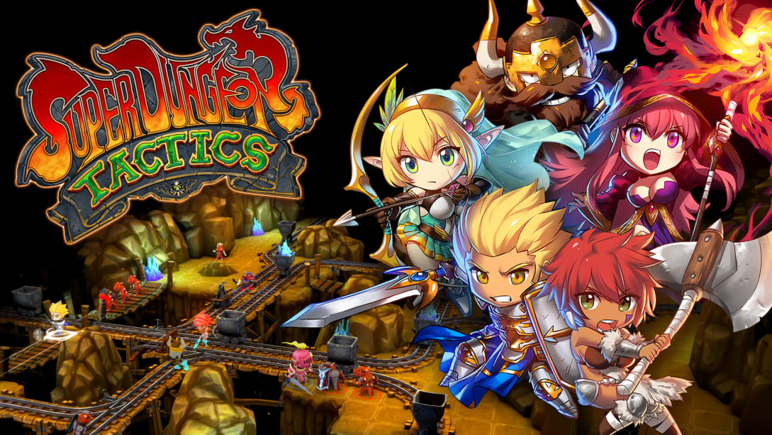 Super Dungeon Tactics Preview