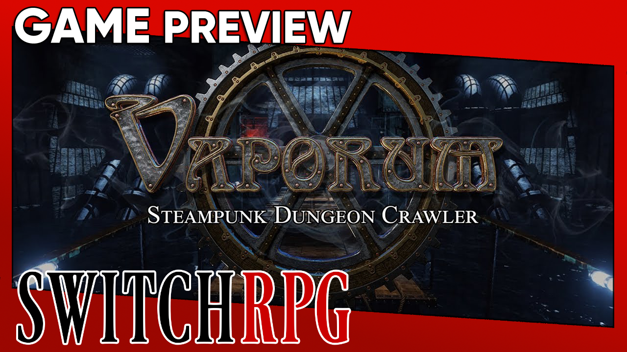 Vaporum Preview (Switch)