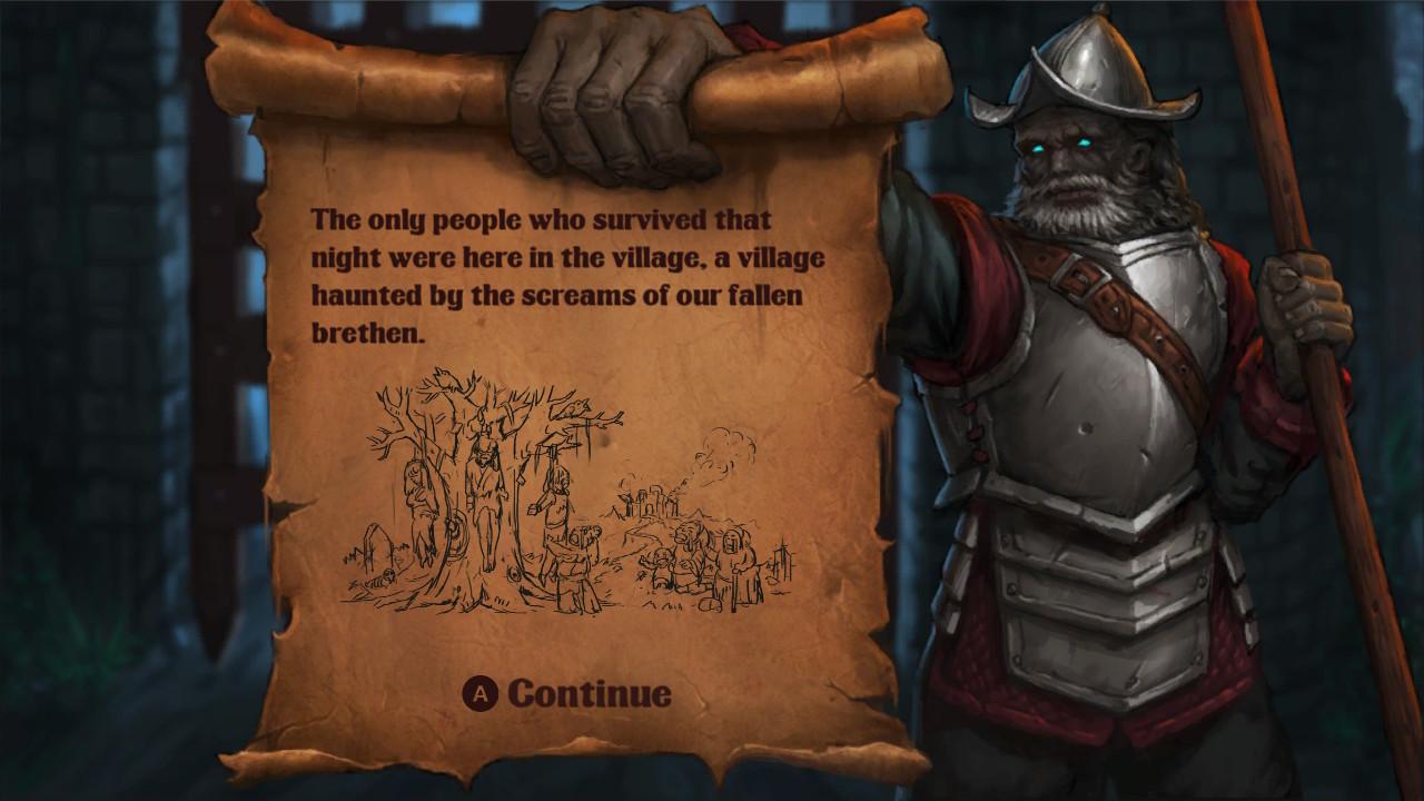 dark quest 2 storyline