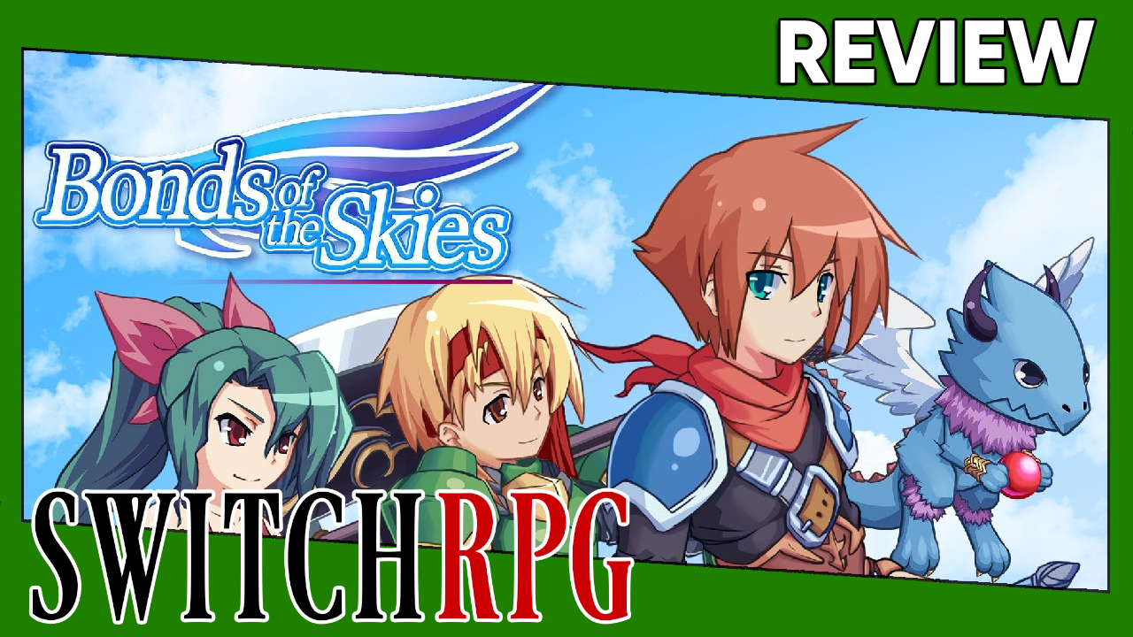 Bonds of the Skies Review (Switch)