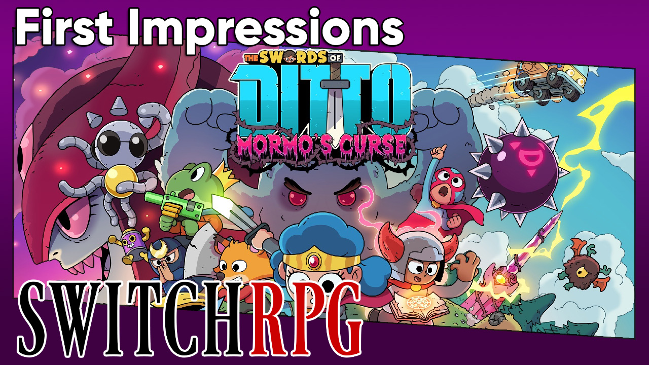 Libra: The Swords of Ditto: Mormo's Curse (Switch)
