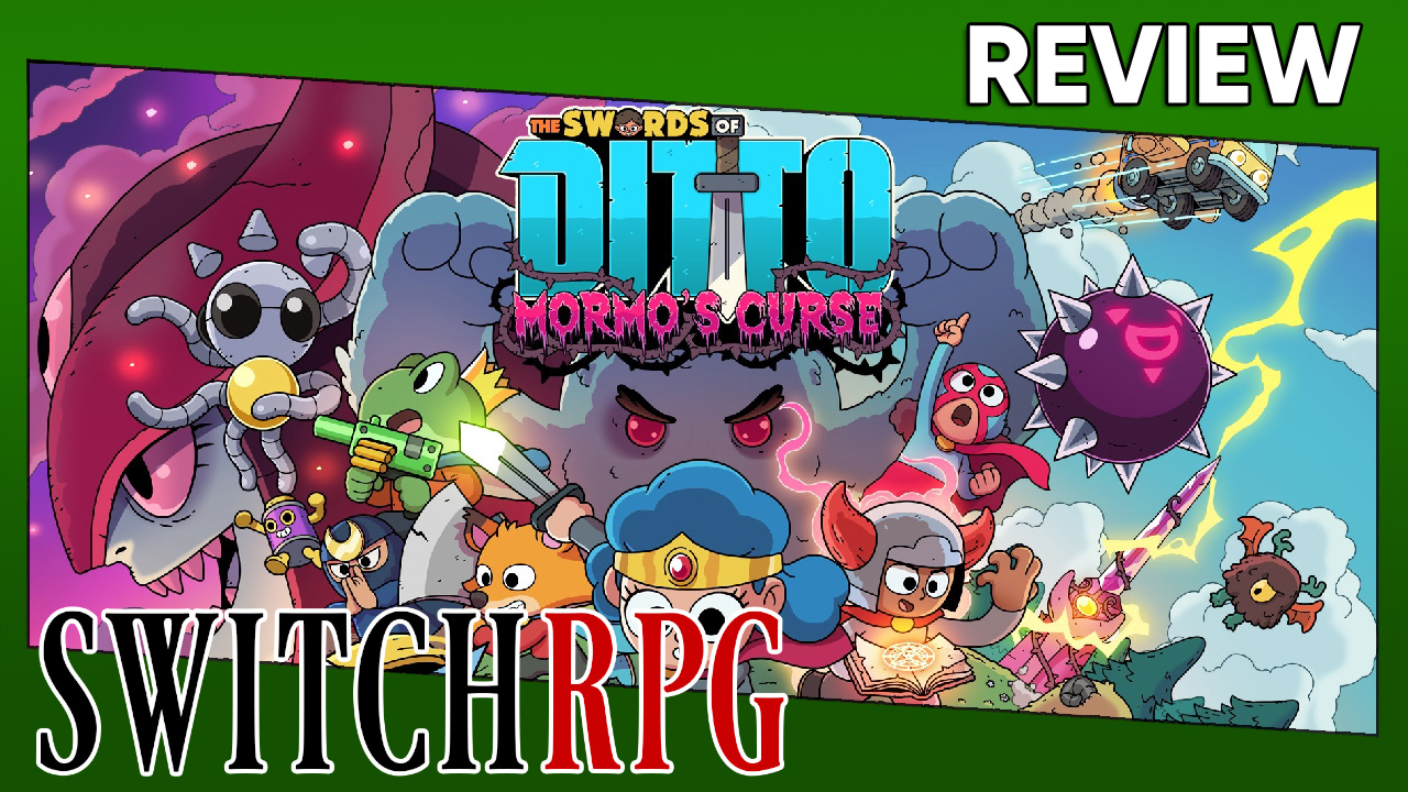 The Swords of Ditto: Mormo's Curse Review (Switch)