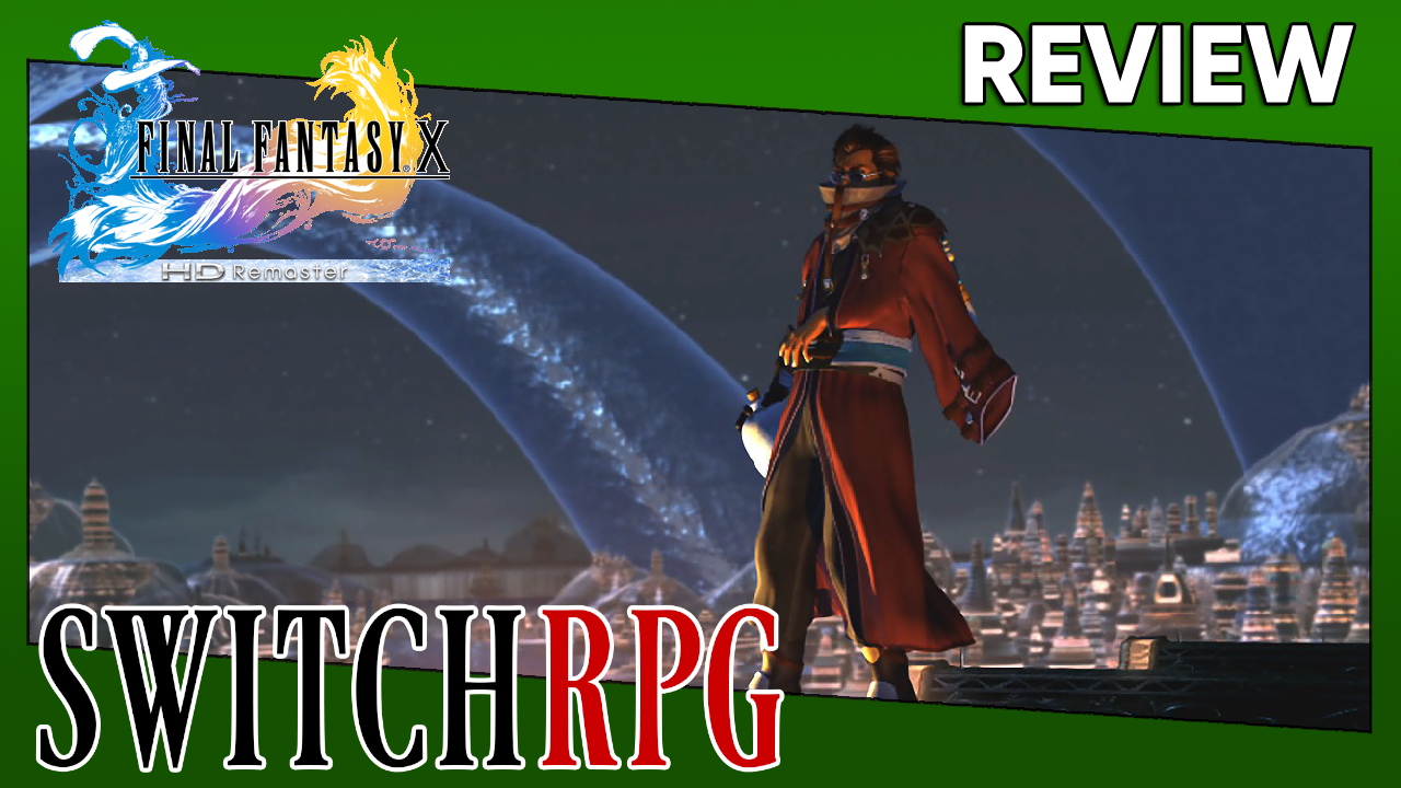 Final Fantasy X HD Remaster Review