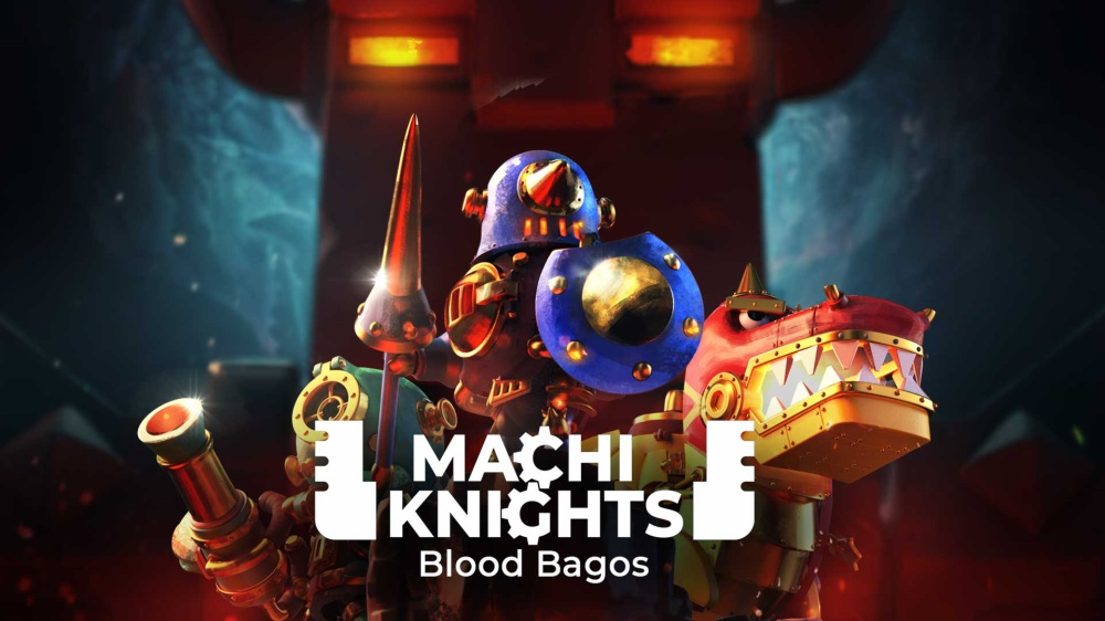 Machi Knights: Blood Bagos Arrives On Switch May 9th