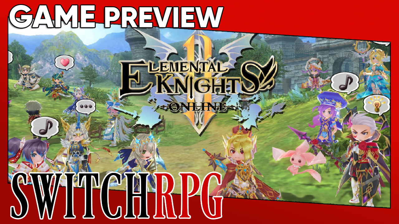 Elemental Knights R Preview (Switch)
