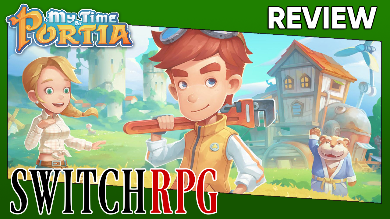 My Time At Portia Review (Switch)