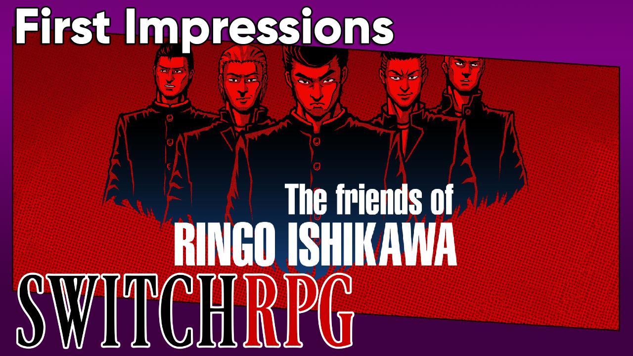 Libra: The friends of Ringo Ishikawa