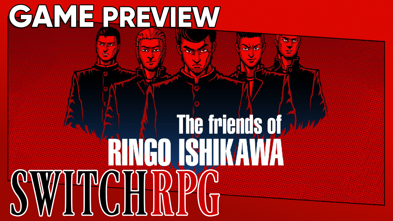 The friends of Ringo Ishikawa Preview (Switch)