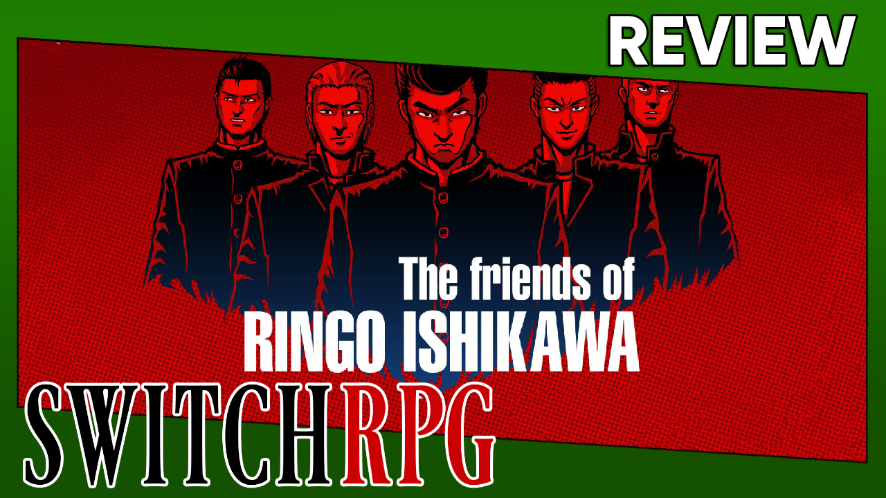 The friends of Ringo Ishikawa Review (Switch)