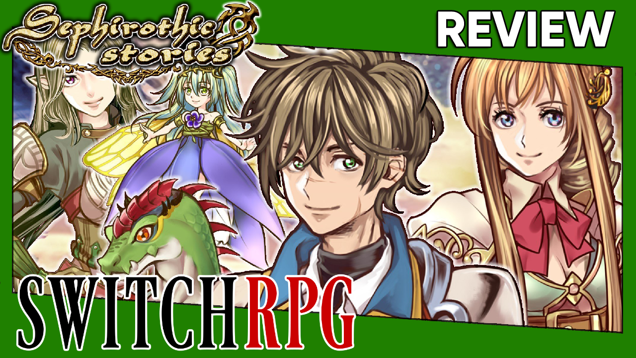 Sephirothic Stories Review (Switch)