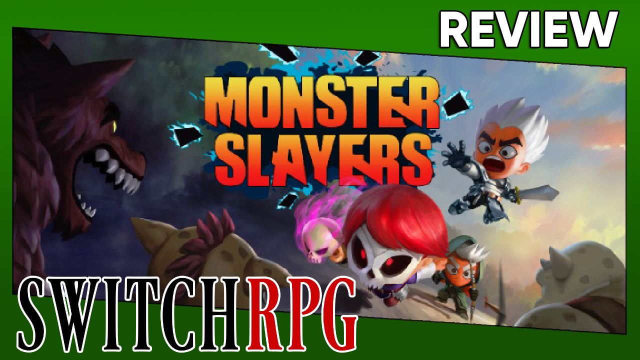 Monster Slayers Review (Switch)