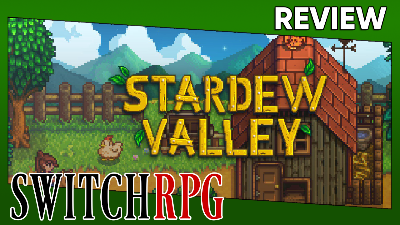 Stardew Valley Review (Switch)