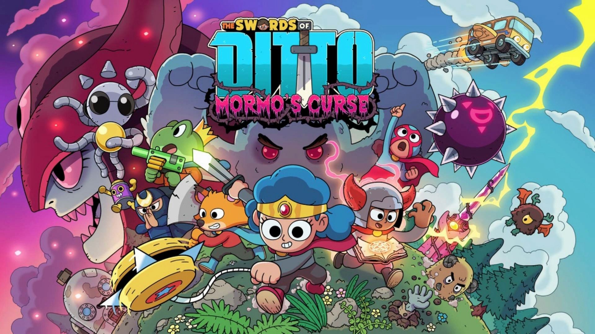 The Swords of Ditto: Mormo's Curse Updates