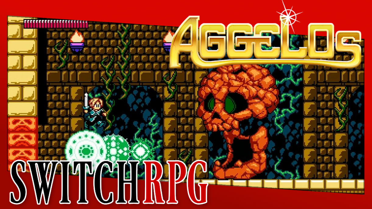 Let's Play Aggelos (Switch) (Ep. 2 Added)
